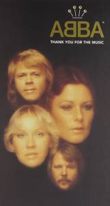 ABBA: Thank You For The Music - Cover