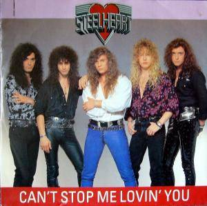 Cover - Steelheart: Can't Stop Me Lovin' You