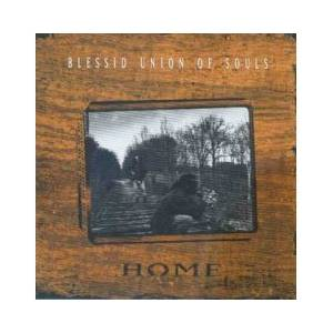 Cover - Blessid Union Of Souls: Home