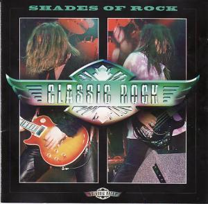 Classic Rock - Shades Of Rock - Cover