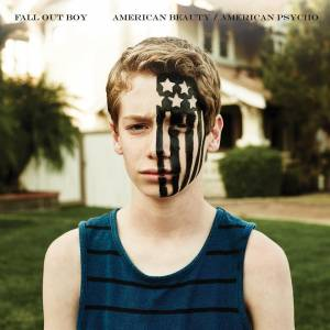 Fall Out Boy: American Beauty / American Psycho - Cover