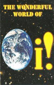 Wonderful World Of Oi!, The - Cover