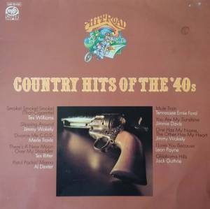 Cover - Jack Guthrie: Country Hits Of The '40s