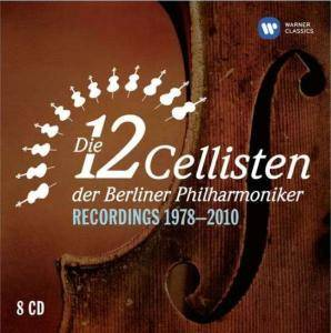 Cover - Herman Hupfeld: 12 Cellisten Der Berliner Philharmoniker: Recordings 1978-2010, Die