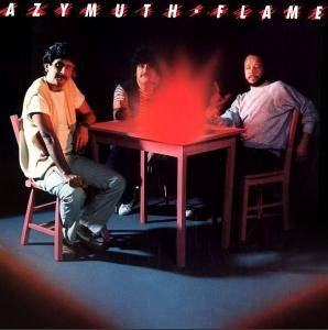 Cover - Azymuth: Flame
