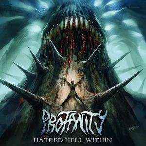 Cover - Profanity: Hatred Hell Within