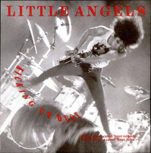 Cover - Little Angels: Kicking Up Dust