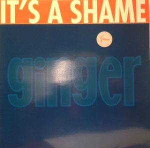 Cover - Ginger: It´s A Shame