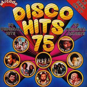 Disco Hits 75 - Cover