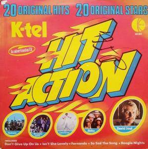Hit Action - Cover