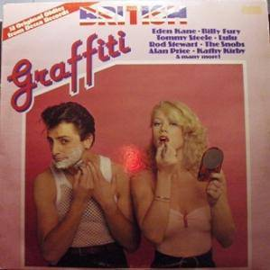 Cover - Doug Sheldon: British Graffiti