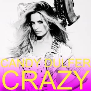 Cover - Candy Dulfer: Crazy