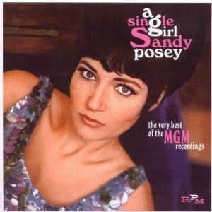 Sandy Posey: Single Girl - The Very Best Of The MGM Recordings, A - Cover