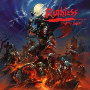 Ruthless: They Rise - Cover