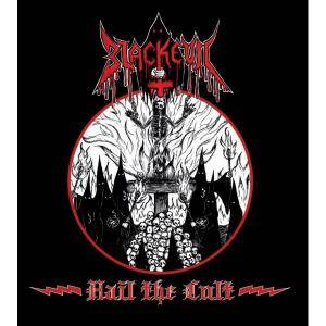 Blackevil: Hail The Cult - Cover