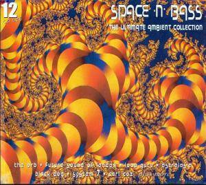 Cover - Genaside II: Space 'n' Bass - The Ultimate Ambient Collection