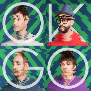 Cover - OK Go: Hungry Ghosts