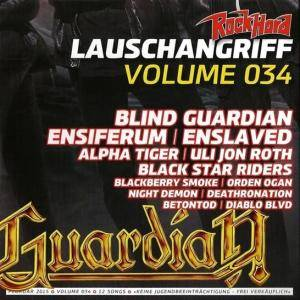 Rock Hard - Lauschangriff Vol. 034 (CD) - Bild 1