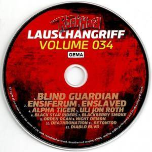 Rock Hard - Lauschangriff Vol. 034 (CD) - Bild 3