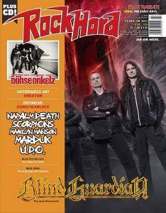 Rock Hard - Lauschangriff Vol. 034 (CD) - Bild 5