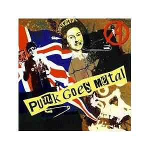 Punk Goes Metal - Cover