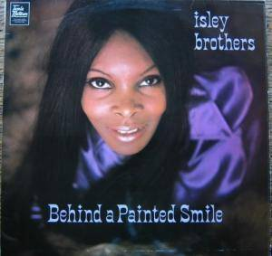 Cover - Isley Brothers, The: Behind A Painted Smile