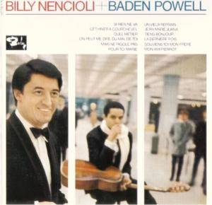 Cover - Baden Powell: Billy Nencioli Et Baden Powell
