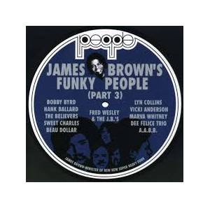 James Brown's Funky People (Part 3) - Cover