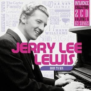 Cover - Roy Hall: Jerry Lee Lewis Influence Volume 6 - Born To Win
