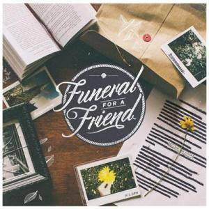 Funeral For A Friend: Chapter And Verse - Cover
