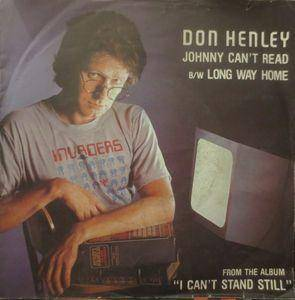 Cover - Don Henley: Johnny Can't Read