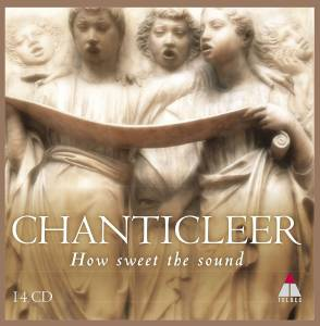 Cover - X Alfonso: Chanticleer: How Sweet The Sound