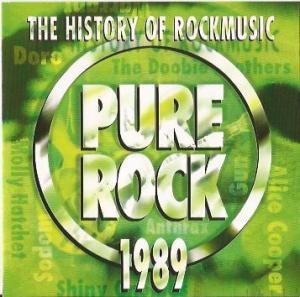 Pure Rock 1989 - Cover