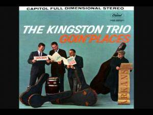 Cover - Kingston Trio, The: Goin' Places