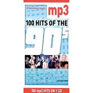 Cover - Mystik: 100 Hits Of The 90's