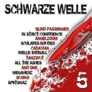 Cover - All The Ashes: Schwarze Welle 5