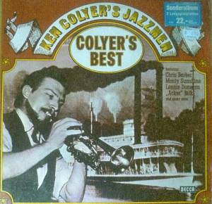 Cover - Ken Colyer: Colyer's Best