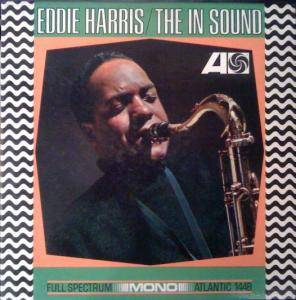 Cover - Eddie Harris: In Sound, The