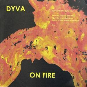 Cover - Dyva: On Fire