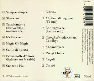 Al Bano Romina Power Romantica Die Großen Erfolge Cd 1987