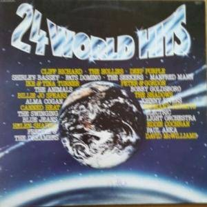 Cover - Seekers, The: 24 World Hits