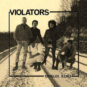 Cover - Violators: Singles 82/83