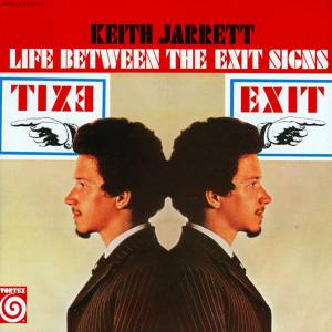Cover - Keith Jarrett: Life Between The Exit Signs