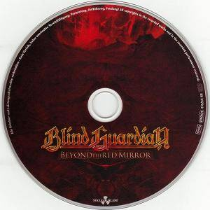 Blind Guardian: Beyond The Red Mirror (CD) - Bild 3
