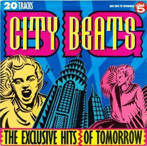 Cover - MC B. Feat. Daisy Dee: City Beats - The Exclusive Hits Of Tomorrow