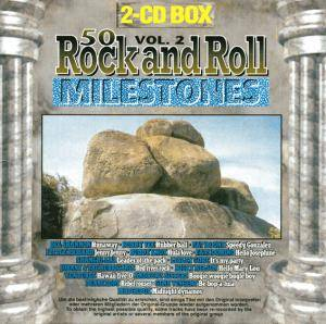 Cover - Rocky Sharpe: 50 Rock And Roll Milestones Vol. 2