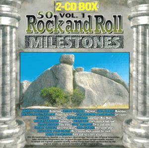 Cover - Ad Libs, The: 50 Rock And Roll Milestones Vol. 1