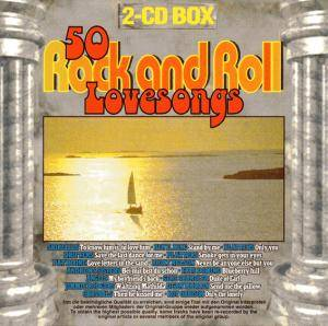 Cover - Capitols, The: 50 Rock And Roll Lovesongs