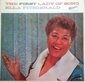 Cover - Ella Fitzgerald: First Lady Of Song, The