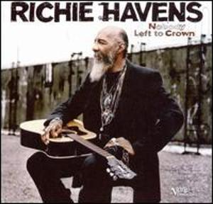 Richie Havens: Nobody Left To Crown - Cover